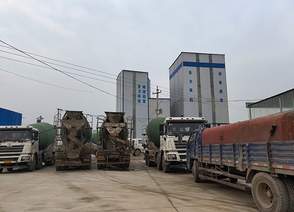 周口混凝土搅拌站输送系统检验规则及生产质量保障